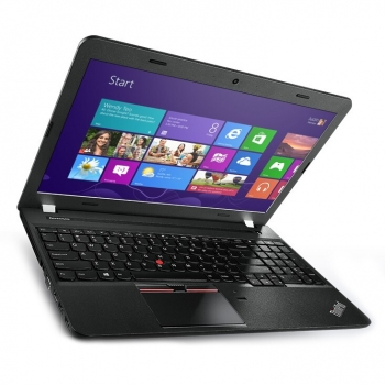 "Laptop Lenovo ThinkPad E550 Intel Core i3 Haswell 4005U 1.7GHz 4GB DDR3L HDD 500GB Intel HD Graphics 4400 15.6"" HD Windows 8.1 20DF007YRI"