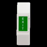 Buton de panica aplicabil 5C-65B-N , din plastic, fara retinere, fosforescent, Functionare NO-COM-NC, ABS fosforescent