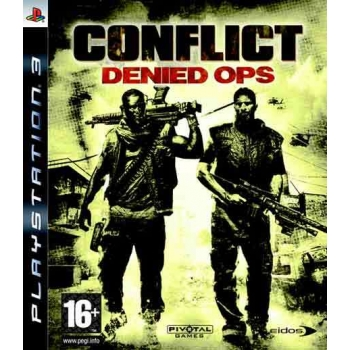 Square Enix Conflict: Denied Ops PS3