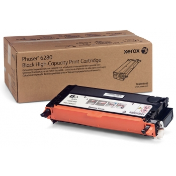 Cartus Toner Xerox 106R01403 Black High Capacity 7000 Pagini for Phaser 6280DN, Phaser 6280N