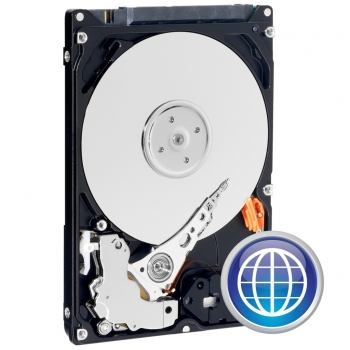 HDD Laptop Western Digital Scorpio Blue 1TB 8MB 5400rpm SATA3 WD10JPVX