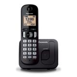 "TGC210FXB, telefon DECT, 1,6"" LCD display cu iluminare, speaker, CLIP, agenda 50 numere, speed dial, keypad lock, montare pe perete, culoare negru"