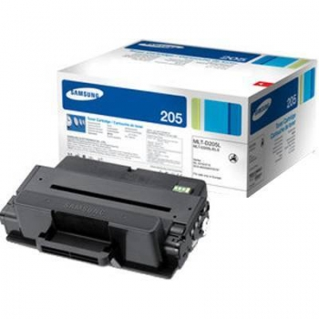 Cartus Toner Samsung MLT-D205E Black 10000 pagini for ML-3710D, ML-3710DW, ML-3710ND, SCX-5637FR, SCX-5637FW, SCX-5737FW