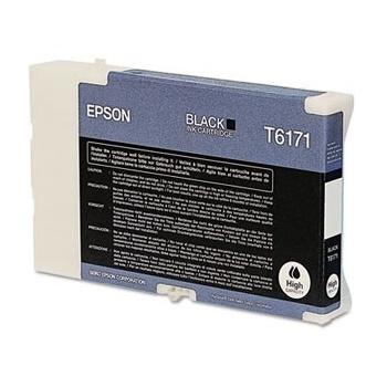 Cartus Cerneala Epson T6171 Black Extra High Capacity 8000 pagini for Epson Business B500DN, B510DN C13T618100