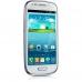 "Telefon Mobil Samsung Galaxy S3 Mini i8190 White 4"" 480 x 800 Super AMOLED Cortex A9 Dual Core 1.0GHz memorie interna 8GB Android v4.1 GT-I8190NMWRO"
