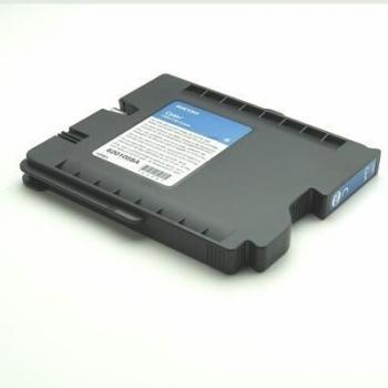 Cartus Cerneala Solida Ricoh GC-21C Cyan 1000 Pagini for GX2500, GX3000, GX3000S, GX3000SF, GX3050N, GX3050SFN 405533