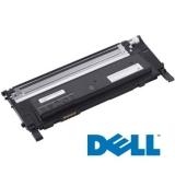 Cartus Toner Dell N012K / 593-10493 Black 1500 Pagini for Dell 1235CN