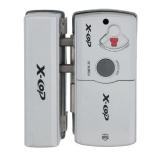 Yala electrica digitala YX-3000T pentru usi de sticla cu functii de alarma si inrolare chei (taguri) maxim 25. Deschidere electrica sau manuala