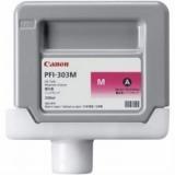 Pigment Ink Tank Canon PFI-303M Magenta 330 ml for iPF810 iPF820 CF2960B001AA