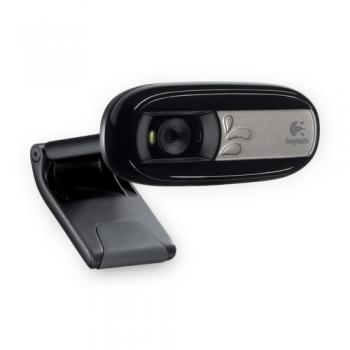 Camera Web Logitech QuickCam C170 VGA Microfon 960-000760 960-001066