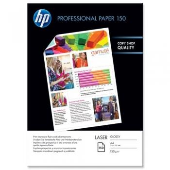 Hartie Foto HP CG965A Professional Glossy Laser Paper Dimensiune:A4 Numar coli: 150