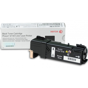 Cartus Toner Xerox 106R01484 Black 2600 Pagini for Phaser 6140