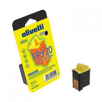 Cartus Cerneala Olivetti FPJ20 Black capacitate 360 pagini for Olivetti JP 150, Olivetti