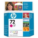 Cartus Cerneala HP Nr. 72 Magenta Vivera Ink 69 ml for DesignJet T1100, HP DesignJet T610 C9399A