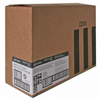 Cartus Toner IBM Return 28P2494 Black 20000 Pagini for Infoprint 1120, Infoprint 1120D, Infoprint 1120DN, Infoprint 1120N, Infoprint 1125, Infoprint 1125D, Infoprint 1125N