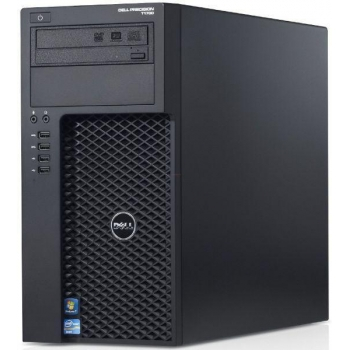 Dell Precision T1700, Intel Xeon E3-1241 v3 3.50GHz, 16GB (4x4GB) DDR3, 500GB SATA HDD, 16x DVD+/-RW, NVIDIA Quadro K2200 4GB, Black Mouse, KB212-B Keyboard, 290W PSU, Intrusion Switch, Win7 Pro (64Bit Windows 8.1 Pro License, Media), 3Yr NBD