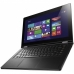 "Laptop Lenovo IdeaPad Yoga 13 Convertible Intel Core i7 Ivy Bridge 3537U 2.0GHz 8GB DDR3 SSD 128GB Intel HD Graphics 4000 13.3"" HD+ Multi-Touch Windows 8 64bit 59-377300"