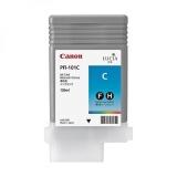 Pigment Ink Tank Canon PFI-101C Cyan 130 ml for iPF5X00, iPF6100 CF0884B001AA