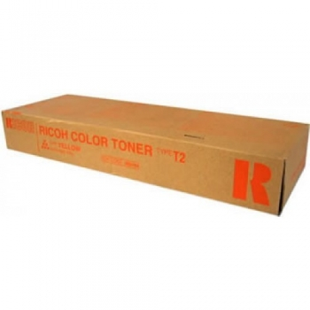 Cartus Toner Ricoh Type T2 Yellow 17000 pagini Ricoh Aficio 3224C 888484