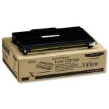 Cartus Toner Xerox 106R00678 Yellow 2000 Pagini for Phaser 6100