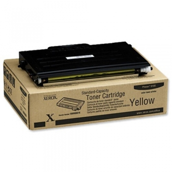 Cartus Toner Xerox 106R00678 Yellow 2000 Pagini for Phaser 6100