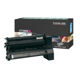 Cartus Toner Lexmark C7720MX Magenta Extra High Yield Return Program 15000 pagini for Lexmark C772N, X772N