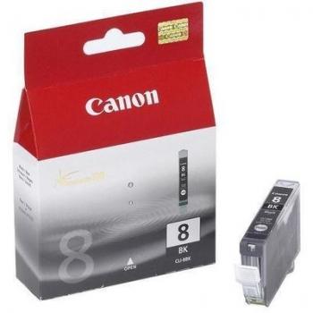 Cartus Cerneala Canon CLI-8BK Black 13ml for Pixma IP4200, MP500, MP530, IP4300, MP600, MP800, MP830, IP4500 BS0620B001AA