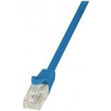 LOGILINK - Patchcord Cat.6 U/UTP EconLine 5,00m blue [C5208785]