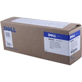 Cartus Toner Dell Return MW558 / 593-10237 Black 6000 Pagini for Dell 1720, 1720DN