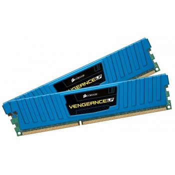 Memorie RAM Corsair Vengeance Low Profile KIT 2x8GB DDR3 1600MHz CL10 CML16GX3M2A1600C10B