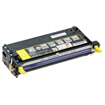 Cartus Toner Epson C13S051124 Yellow 9000 Pagini for Aculaser C3800DN, C3800DTN, C3800N