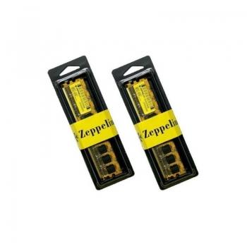 Memorie RAM Zeppelin KIT 2x2GB DDR2 800MHz PC-6400 ZE-DDR2-4G800-KIT