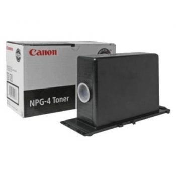 Cartus Toner Canon NPG4 Black 15000 Pagini for SELEX 4100 Olivetti Copia 8040 Canon NP 4050, NP 4080, NP 6241 CFF41-8001000