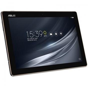 Tableta Asus ZenPad Z301MF, 10 IPS 1920*1200, Procesor MTK MT8735A 1.45Ghz, Quad-Core 64bit, Grafica Mali-T720, RAM 2GB LPDDR3, ROM 16GB eMCP + WebStorage: 5GB pe viata cu aditional 11GB pentru primul an, WIFI: IEEE 802.11 b/g/n, Camera: Fata 2MP/ Spate 5