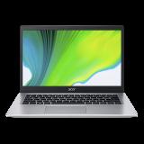 "Laptop Acer Aspire 5 cu procesor A515-55-572U Intel� Core� i5-1035G1 pana la 3.60 GHz, 15.6"", Full HD, IPS, 8GB DDR4, 256GB SSD, Intel UHD Graphics, Silver"