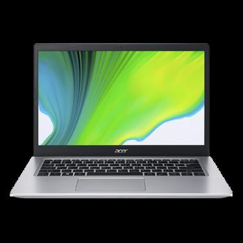 Laptop ACER Aspire 5 A515-55-572U 15.6 FHD Intel Core i5-1035G1 pana la 3.60 GHz 8GB DDR4 256GB SSD Intel UHD Graphics Silver