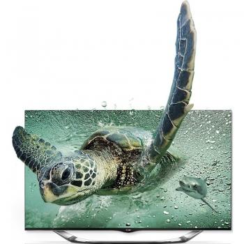 "Televizor LED LG 47"" 47LA860V Smart TV Full HD 3D Retea RJ45 Wireless WiDi DLNA"