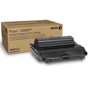 Cartus Toner Xerox 106R01411 Black Standard Capacity 4000 Pagini for Phaser 3300MFP