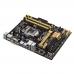 Placa de baza Asus B85M-E Socket 1150 Intel B85 4x DDR3 VGA DVI HDMI DisplayPort mATX