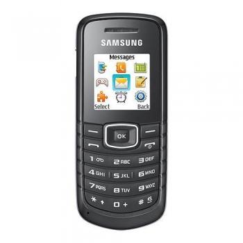 Samsung E1050 Black SAME1050BLK