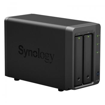 Network Storage Synology DiskStation DS215+ 2 Bay 0TB (Diskless)