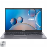 Laptop ASUS 15.6'' X515JA, FHD, Procesor Intel Core i3-1005G1 (4M Cache, up to 3.40 GHz), 8GB DDR4, 256GB SSD, GMA UHD, No OS, Slate Grey