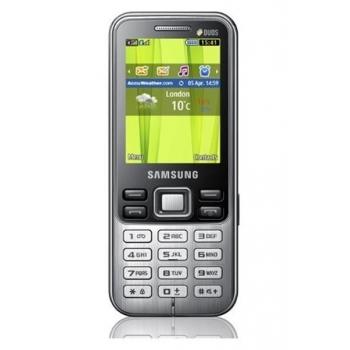 Telefon Mobil Samsung C3322 Black Dual SIM Camera Foto 2MPx C3322BLK