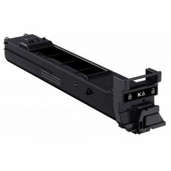 Cartus Toner Konica Minolta A0DK152 Black 8000 pagini for Minolta Magicolor 4650DN, 4650EN, 4690MF, 4695MF