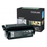 Cartus Toner Lexmark 12A5840 Black Return Program 10000 pagini for Optra T610, T612, T614, T616