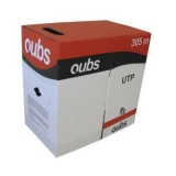Cablu UTP Qubs Cat. 6 Rola 305m pret/metru