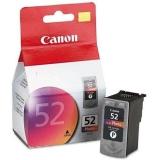 Cartus Cerneala Canon CL-52 Photo Color 710 Pagini for Pixma IP6210D, Pixma IP6220D BS0619B001AA