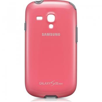 Husa Samsung pentru i8190 Galaxy S III Mini Pink EFC-1M7BPEGSTD