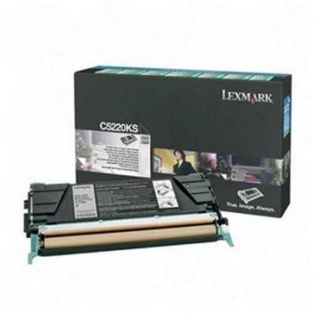 Cartus Toner Lexmark C5202KS Black 1500 pagini for Lexmark C530DN