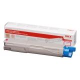 Cartus Toner Oki 43459370 Magenta 2500 Pagini for C3520MFP, C3530MFP